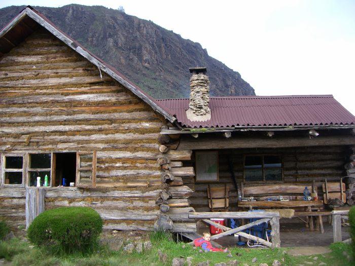 Rutundu Log Cabins