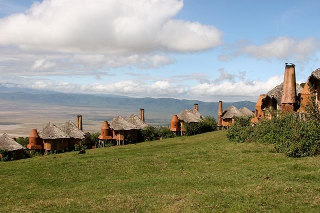Ngorongoro Crater Lodge 10