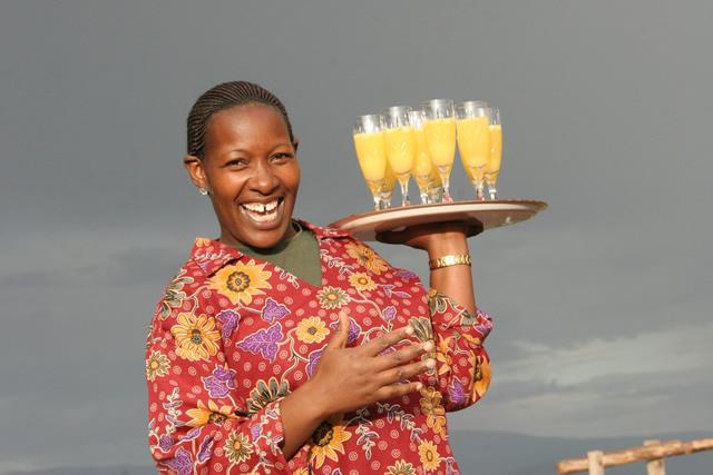 Ngorongoro Crater Lodge 17