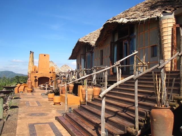 Ngorongoro Crater Lodge 21