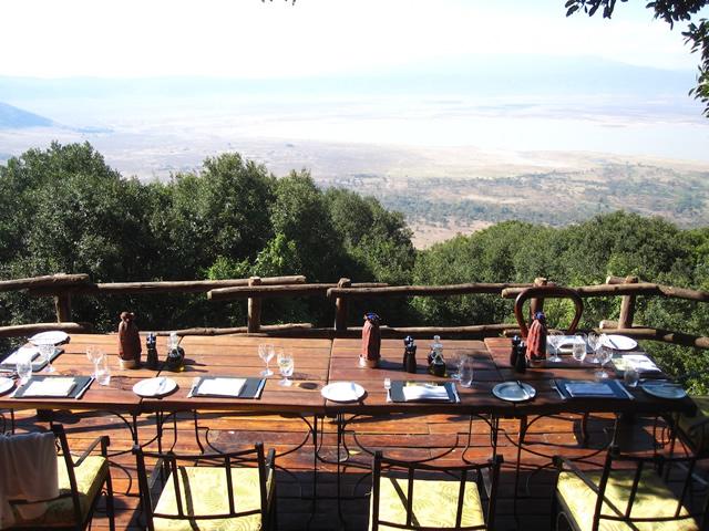 Ngorongoro Crater Lodge 22