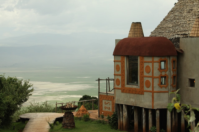 Ngorongoro Crater Lodge 26