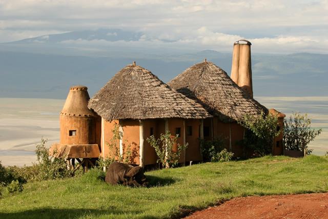 Ngorongoro Crater Lodge 4