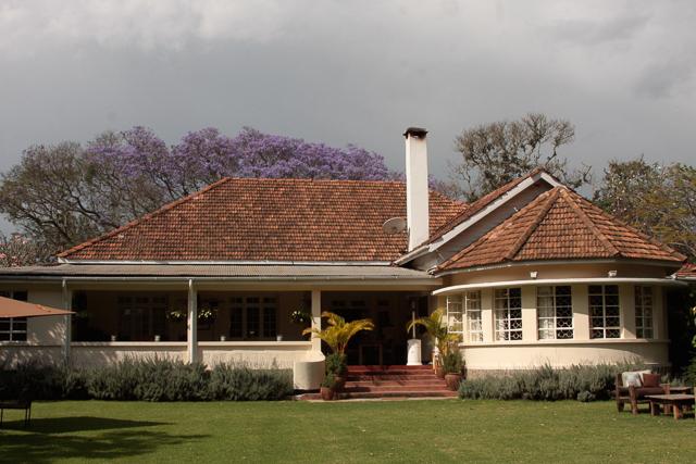 Legendary Lodge main building